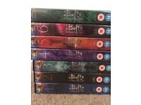 Complete collection of Buffy the Vampire Slayer