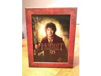 Hobbit Extended 3D Blu-ray