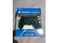 Sony PlayStation DualShock 4 Controller (V1) - Jet Black (PS4) BNIB