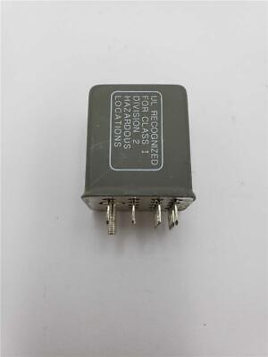 Potter Brumfield Relay Khs-17a12-120 120v 3a 110hp