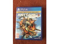 PlayStation four game