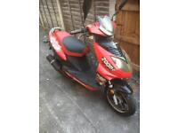 Lexmoto 125 scooter