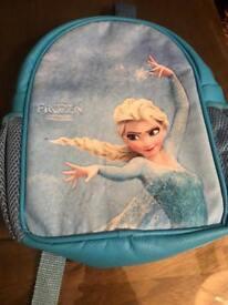 Frozen Elsa lunch bag/ nursery bag.