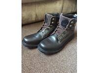 Caterpillar Stickshift Boots Men's size 12