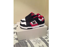 BRAND NEW DC TRAINERS