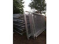 Genuine Heras fencing for sale