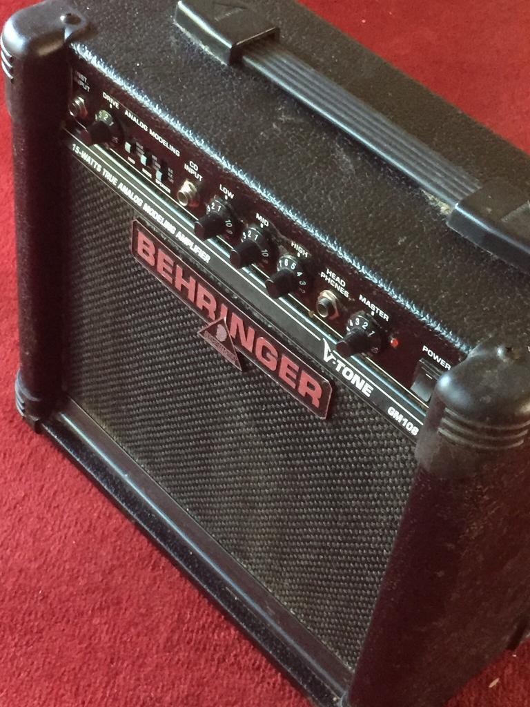 Guitar Amp. REDUCED - BARGAIN