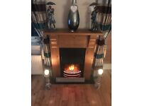 Wooden Electric Fire Place Surround
