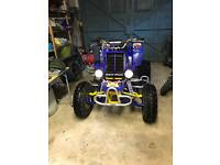 Mint 2004 Yamaha banshee 350 not yzf Kim try qaud
