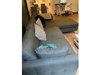 Beautiful LOFT Corner Sofa