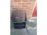 Bird/parrot cage as new £25 no offers