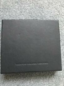 Vodafone McLaren Mercedes leather wallet never used
