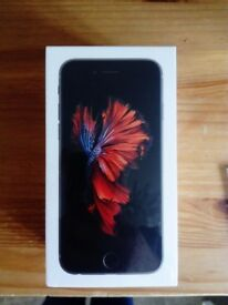 IPhone 6s 32gb in grey - brand new sealed box locked to 'Three' network