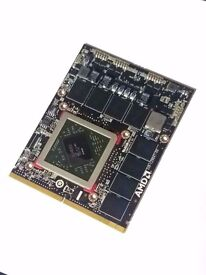 ££££££ AMD HD6970M 2GB GAMING GRAPHICS CARD FOR LAPTOPS - MXM 3.0 - WORKING