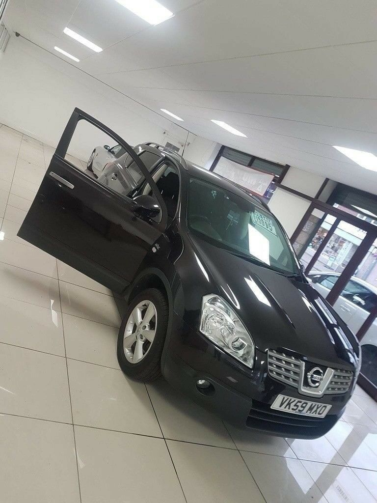 Nissan Qashqai N-Tec - 2.0l Petrol - Excellent Condition
