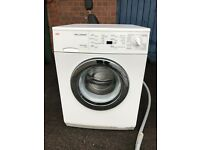 AEG L84749 Freestanding 1400rpm Washing Machine.