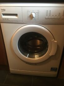 Beko Washing Machine in good condition