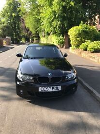 BMW 1 SERIES 2.0 118D M SPORT 5DR 89000 MILES MANUAL