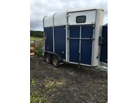 Ifor Williams 403 single horse trailer