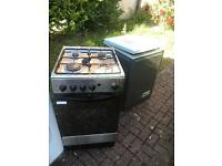 Cooker & Freezer Old But Great Condition