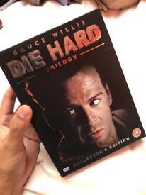 *USED* - DIE HARD TRILOGY (DVD)