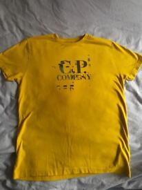 Boys c.p tshirt ages 14
