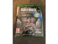 Call of Duty WW2 - Xbox One - Sealed
