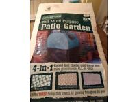 Patio Garden - Tall Multi Purpose 4 in 1