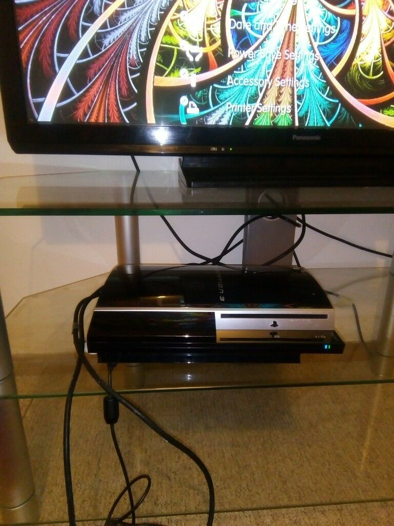 PS3 80gig (phat console) | in Brundall, Norfolk | Gumtree