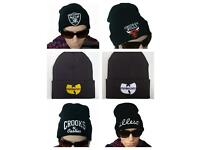 Chicago Bulls Raiders Wu Tang crooks & Castles Beanie
