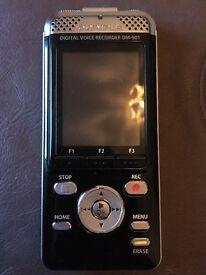 Olympus DIgital Voice Recorder DM-901