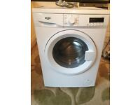 Bush 7kg 1400 spin washing excellent condition fully functional less than a year old
