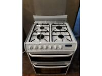 Cannon Henley duel fuel gas/electric cooker for sale like new!