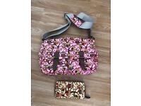 Owl bag and purse