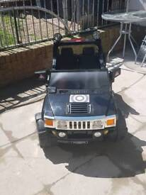 Electric rid jeep for child £100 ono