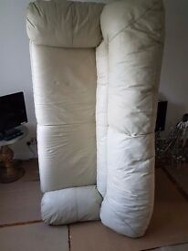 2 and 3 seater settee