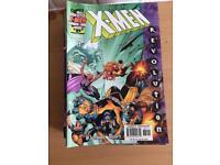 Xmen comics job lot 1