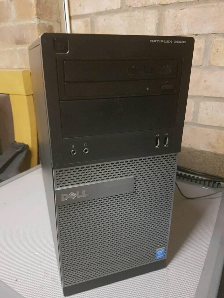 Dell Optiplex 3020 , i3 4150 , 8gb , 500gb , 1gb graphics
