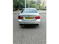 BMW, 3 SERIES, Saloon, 2008, Semi-Auto, 1995 (cc), 4 doors