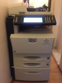 Kyocera c2525 copier