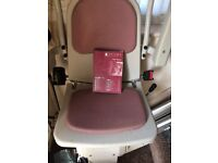 Acorn stairlift with instruction manual. Buyer to dismantle