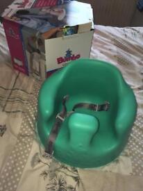 Brand new bumbo baby seat