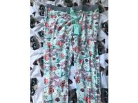 New Little Mermaid Women's Pyjama Bottoms Size 18-20
