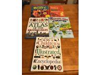 Childrens learning books