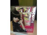 Mark Hill hair straightening set