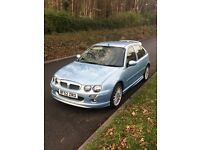 Mg zr 160 in rare celestial blue. NEW MOT