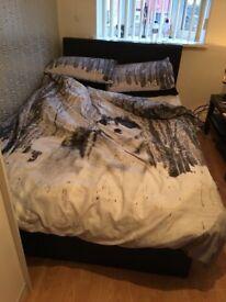 Bed ottomon