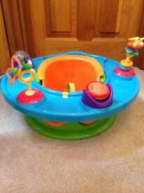 Infant 3 stage super seat - summer