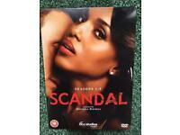 SCANDAL Series 1-5