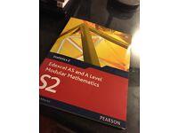 S2 Edexcel maths